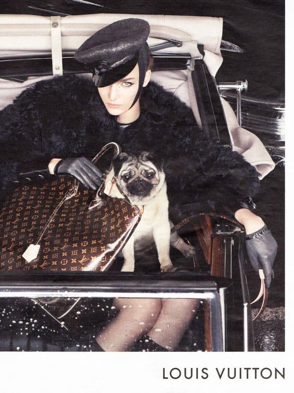 Louis Vuitton goes Nazi Chick
