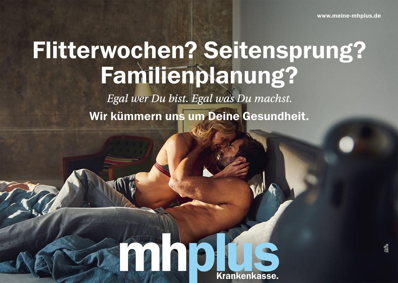 Flitterwochen? Seitensprung? Familienplanung? Egal – Hauptsache Sex.